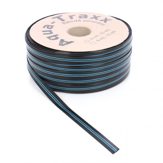 Bandă de picurare Aqua TraXX 0,30 lei/m,dist.pic.30 cm, rola 500 m